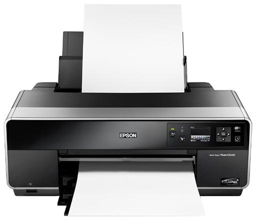 Струйный Принтер Epson Stylus Photo R3000