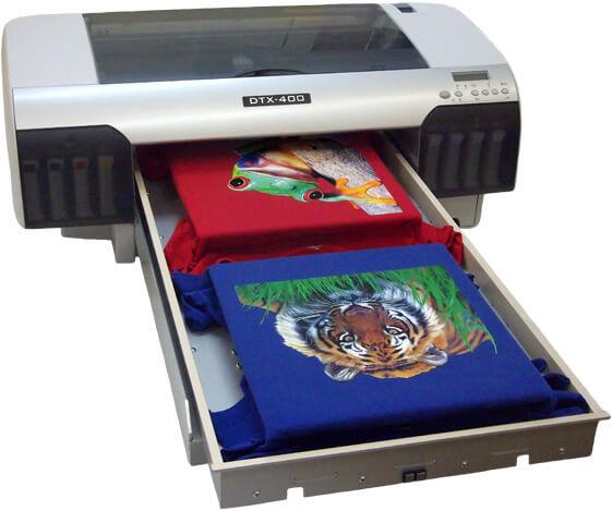 DTX-400 Принтер для печати на ткани