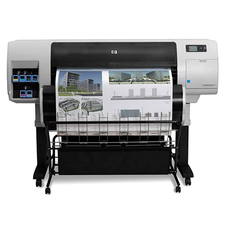 plotter HP CQ105A Designjet T7100 Printer