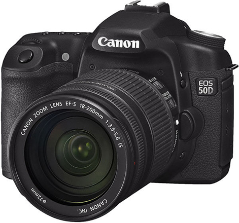Фотоаппарат Canon D50