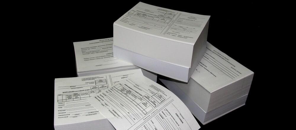 печать отчетов заказать