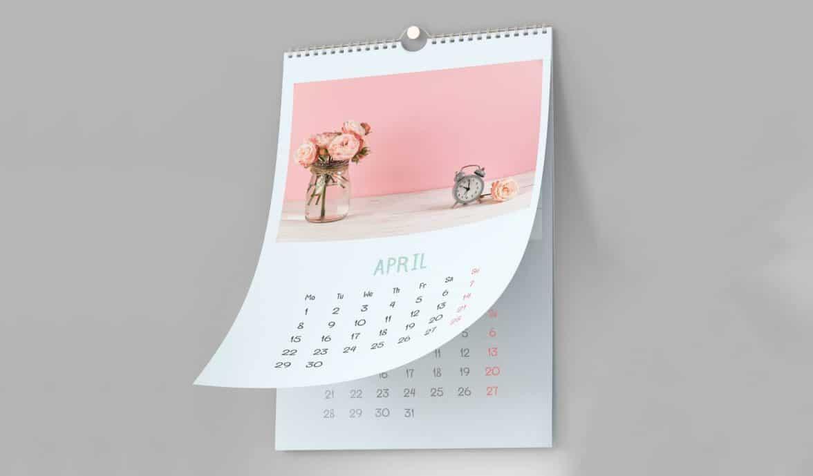 Печать календарей А5