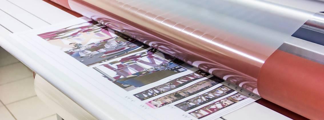 Широкоформатная ламинация документов в Москве
