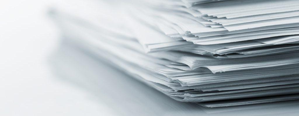 печать большого объема документов