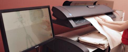 ксерокопия больших форматов москва
