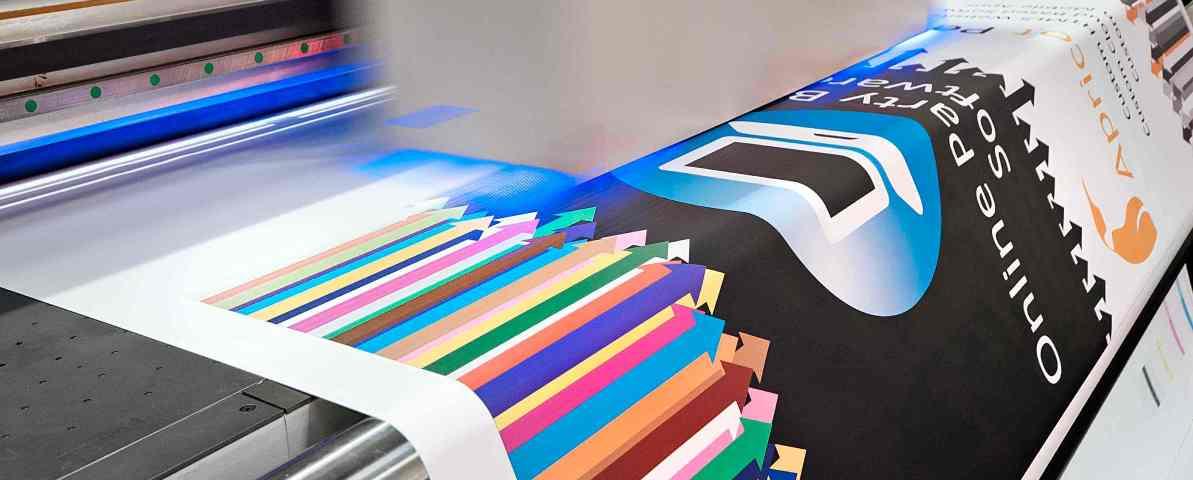Цветная печать А1