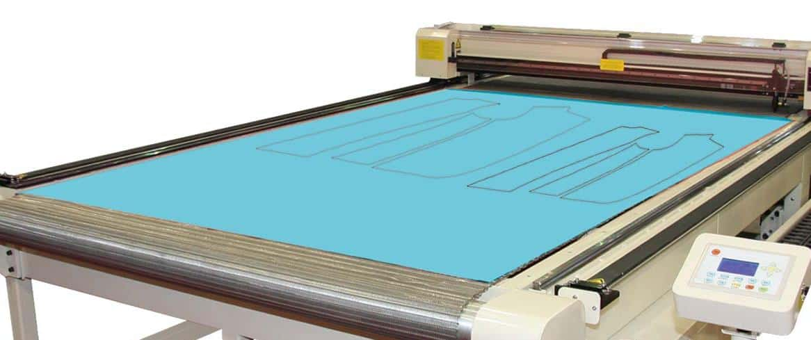 Печать лекал на плоттере в Москве