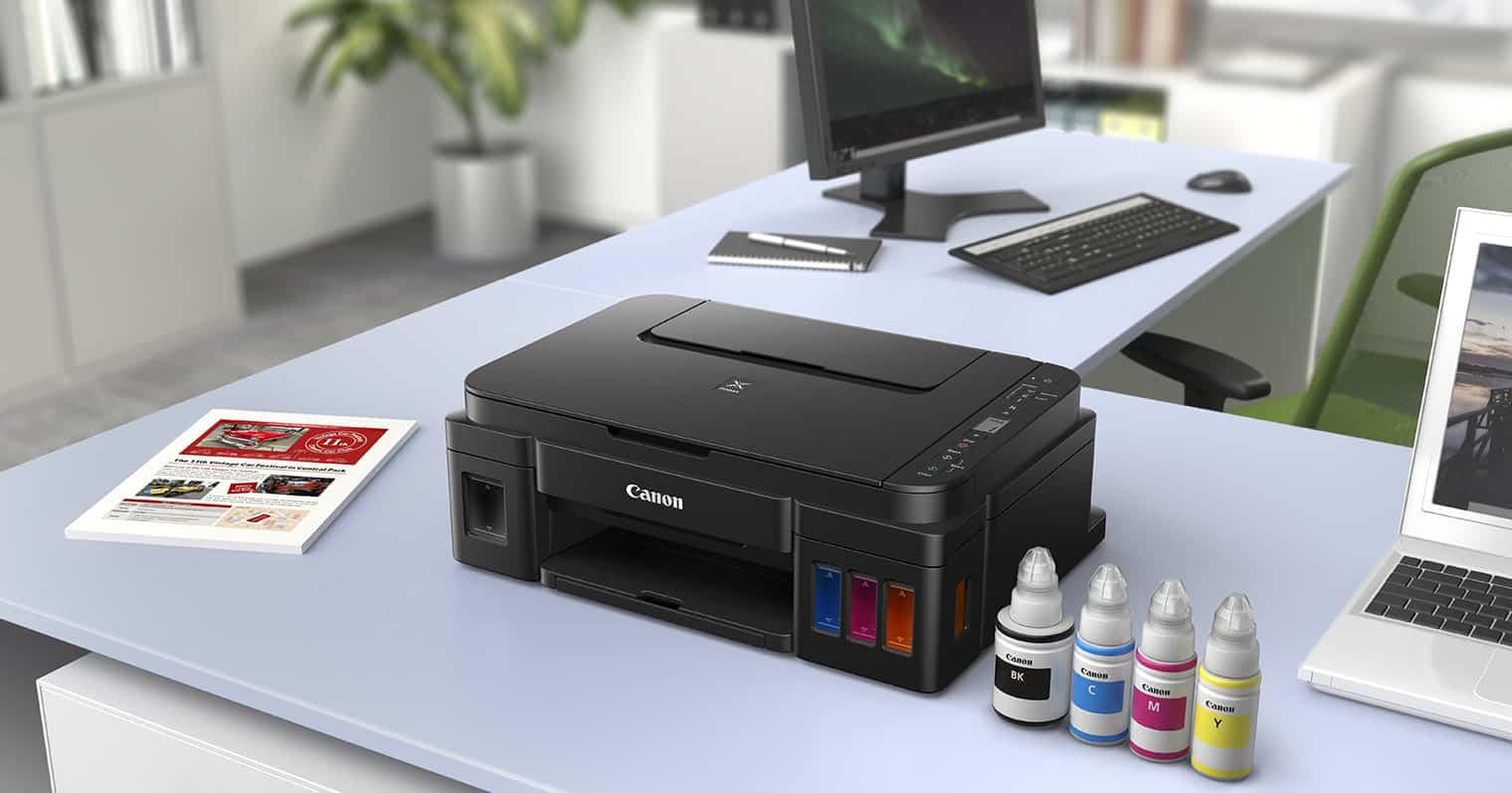 Как сделать сканирование на принтере