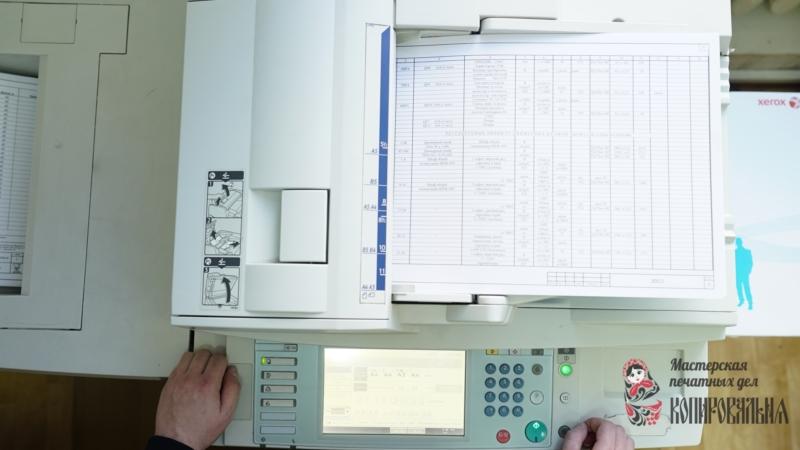 сканирование многостраничных документов