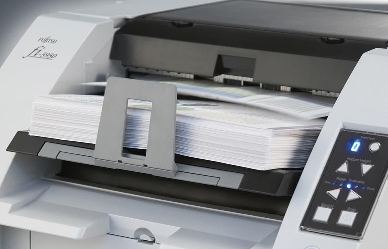 Как проводится сканирование документов больших форматов
