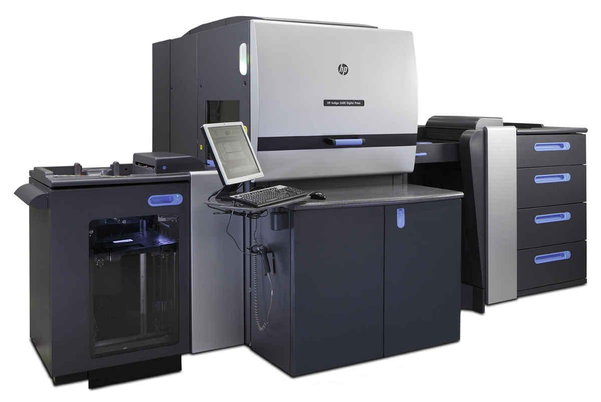 Семинар по использованию офсетных печатных машин HP Indigo