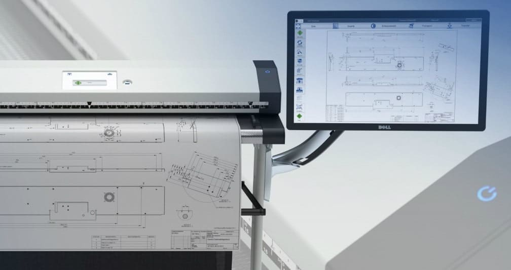 Оборудование для печати чертежей