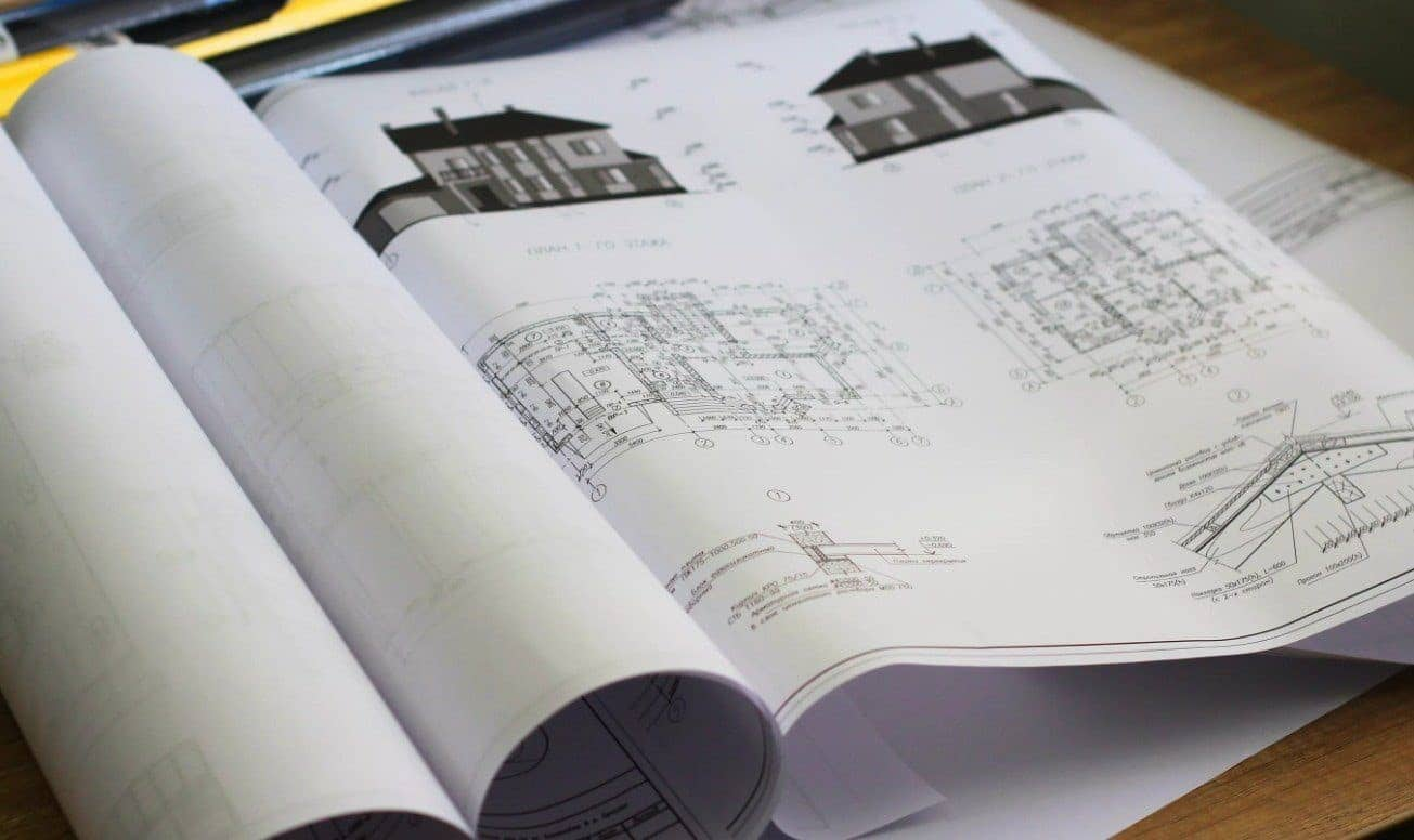 Печать чертежей. Готовим чертежи к печати